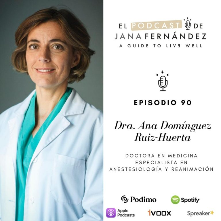 La vida con dolor crónico, con la doctora Ana Domínguez Ruiz-Huerta